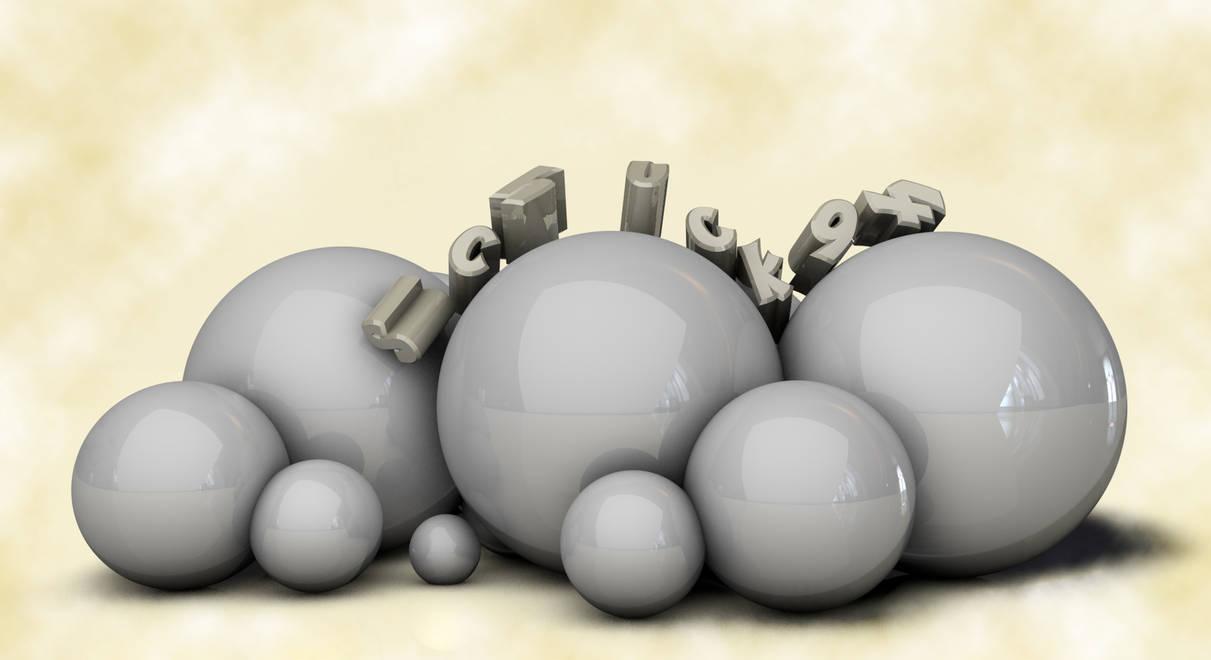 Cinema 4D Balls by schuck94 on DeviantArt