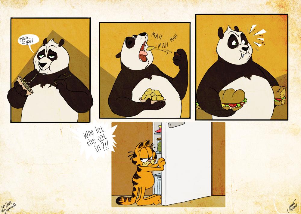kung FOOD by jasmiri
