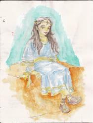 Princess Jenna by bluepenguine