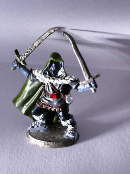 Drizzt (pewter)