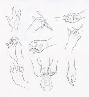 Self Practice - Hands 02