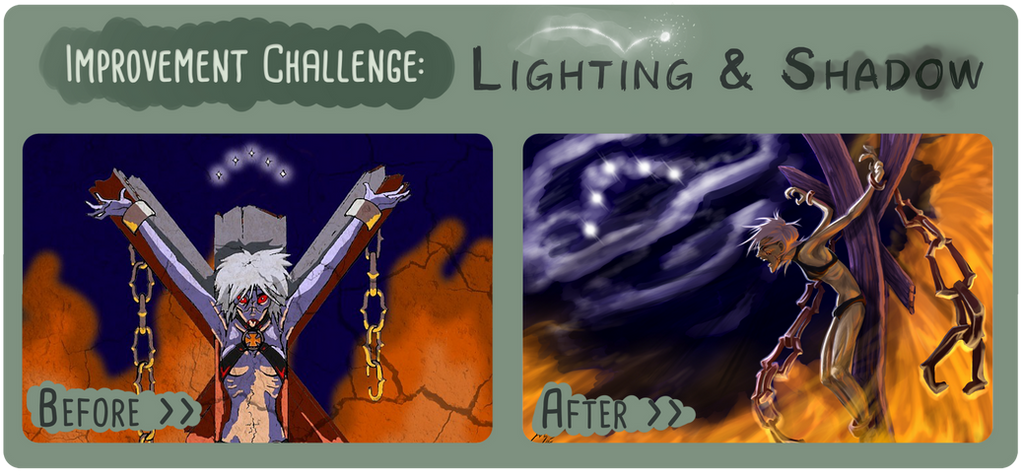 Lighting Challenge - feat. BtHS pic by Azizla