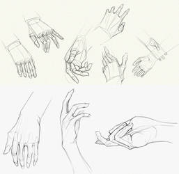 Anatomy Challenge, Part 03 - Hands
