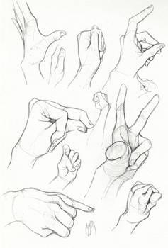Self Practice - Hands 03