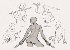 Self Practice -- SwordPerson