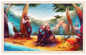 WoW Commission: Sunny Greetings from Stranglethorn