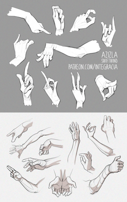 Self Practice - Arms/Hands 06