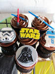 Come to the Dark side... we have cupcakes