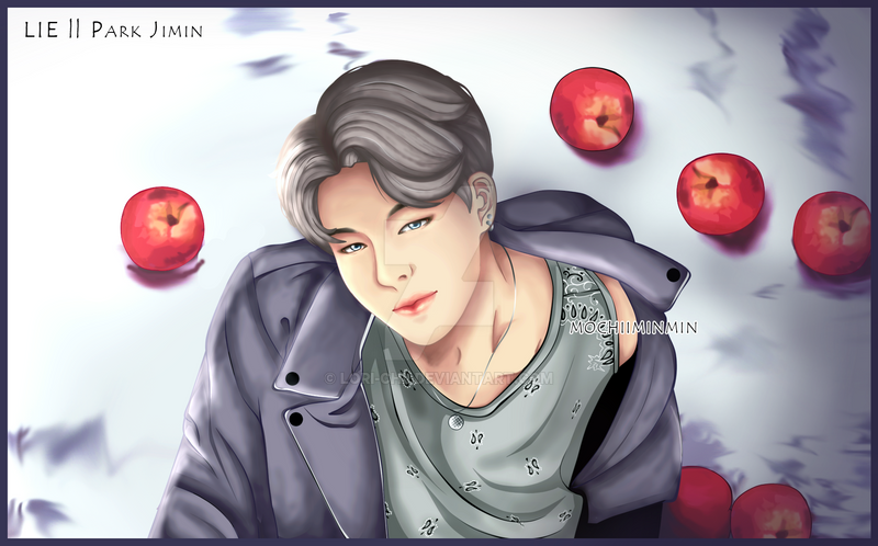 [FA] WINGS: Lie Ft. Park Jimin By Lori-Chii On DeviantArt