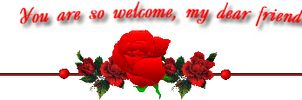 Roseborder Welcome