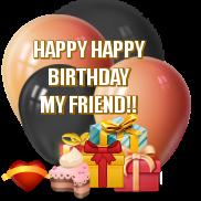 Happy Happy Birthday Masculine By Sugaree 33 On Deviantart