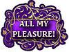 Allmypleasure by Sugaree33-Art