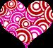 Ribbon heart by Sugaree33-Art