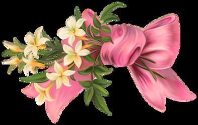 Selina and Pink Bow by Sugaree-33
