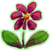 Little Flower For You by AudraMBlackburnsArt