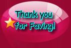 Thanksforfaving