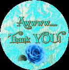 Awww thank you by AudraMBlackburnsArt
