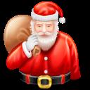 Santa Claus by AudraMBlackburnsArt