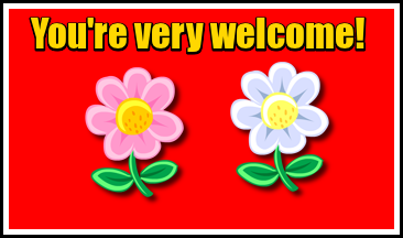 You're Very Welcome by Sugaree-33 on DeviantArt  You're Very...