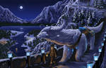 Journey Through the Frostlands