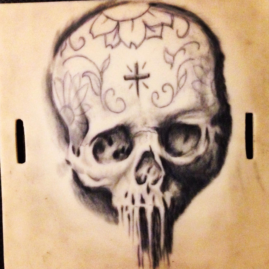 tattoo on practice skin by gherbepin on deviantart. Black Bedroom Furniture Sets. Home Design Ideas