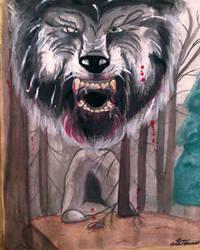 Werewolf by IrkenArmada42