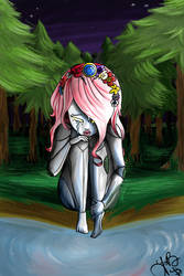 Tears of a Robot by IrkenArmada42