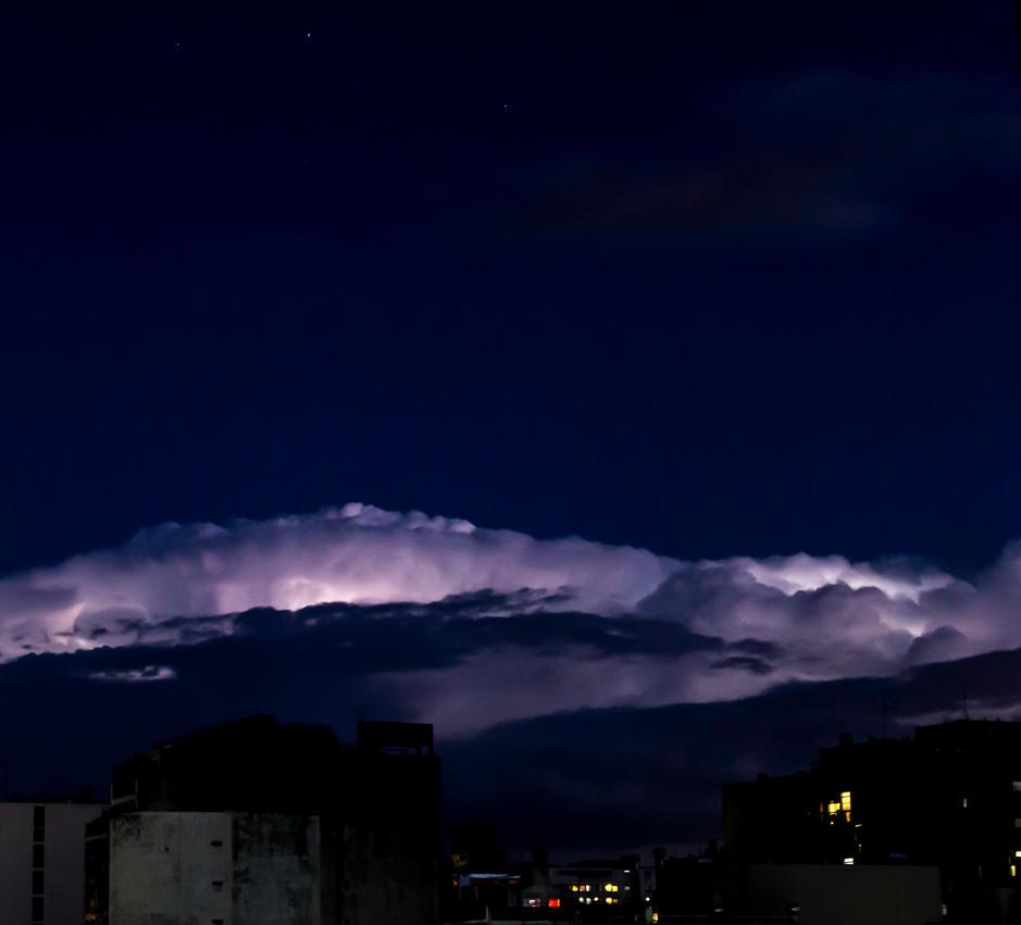 Lighting Storm by nightmareccs