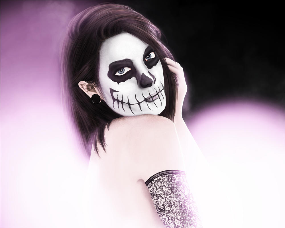 Refendoe - Day of the Dead by nightmareccs