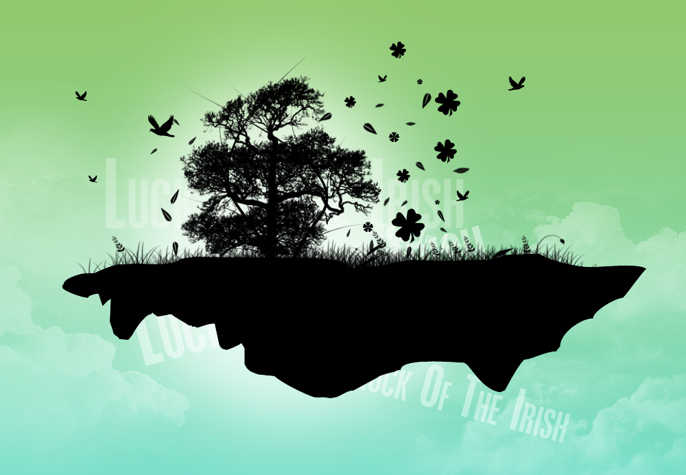 Luck Of The Irish Wallpaper By