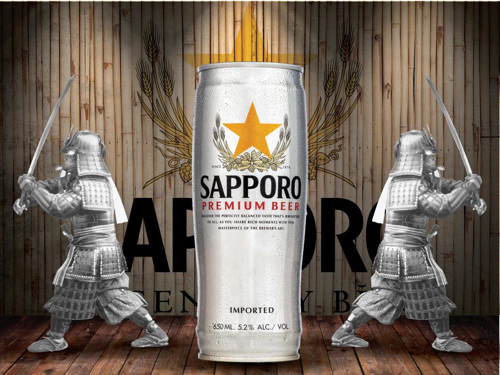 SAMURAI SOPPORO by ZelnickDesigns