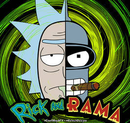 RICK AND RAMA MASHUP