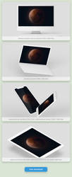 FREE Wallpaper Set ''Blutmond'' by PhilGrafe