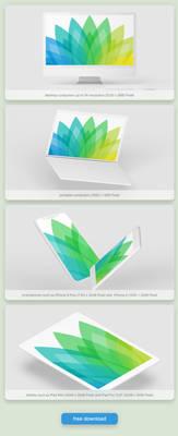 FREE Wallpaper Set ''Seasons'' Edition: Spring