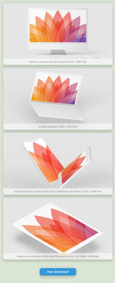 FREE Wallpaper Set ''Seasons'' Edition: Autumn
