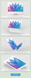 FREE Wallpaper Set ''Seasons'' Edition: Winter by PhilGrafe