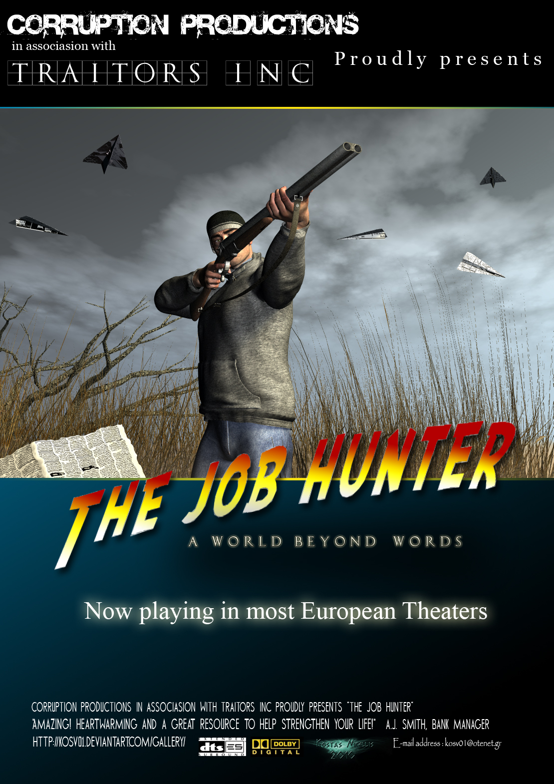 the job hunter by kosv on the job hunter by kosv01 the job hunter by kosv01