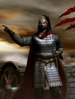 General Flavius Belisarius by kosv01