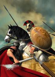 Alexander of Epirus by kosv01