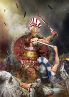 CIVIL WAR by kosv01
