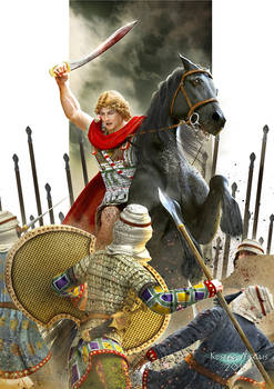 Alexander the Great, King of Greeks