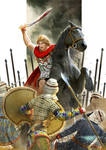 Alexander the Great, King of Greeks by kosv01