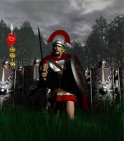 The Legion by kosv01