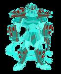 Supreme Utrom Shredder by me