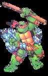 Donatello Tmnt comics