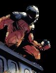 Scarlet Spider comics