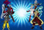 Dragon Ball Heroes Wallpaper 15