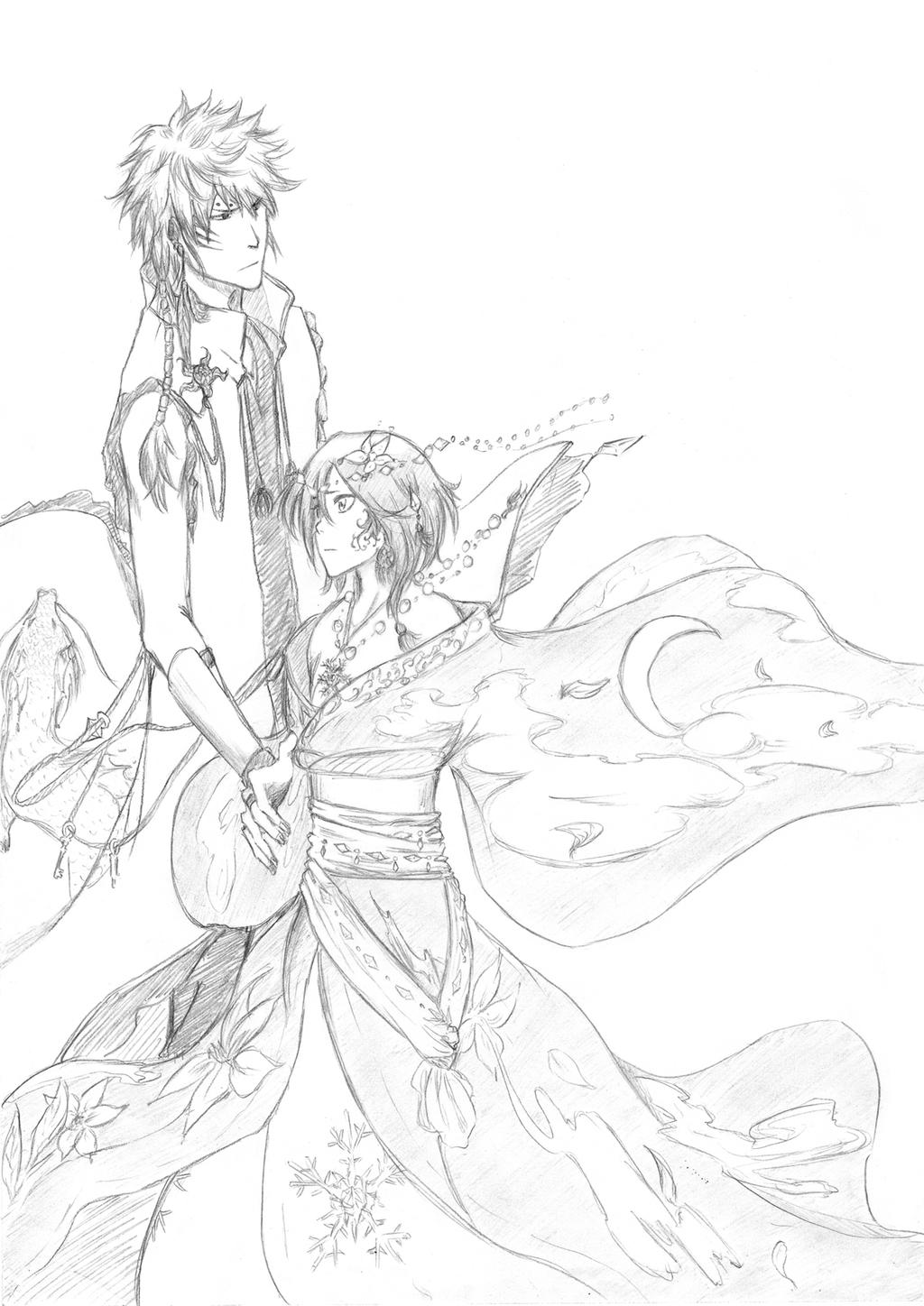 Princess And Her Prince By XPsoul On DeviantArt