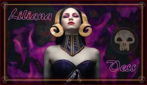 Liliana Vess - Fan Art