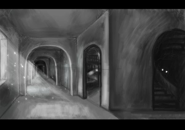 Abandoned Orphan House by Hota-HO